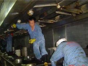 油烟净化器清洗 (2)